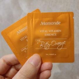 Витаминная эссенция Mamonde Vital Vitamin Essence