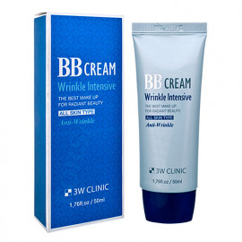 ББ крем 3W Clinic BB Cream Wrinkle Intensive