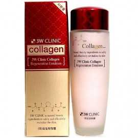 Эмульсия для лица с коллагеном 3W Clinic Collagen Regeneration Emulsion