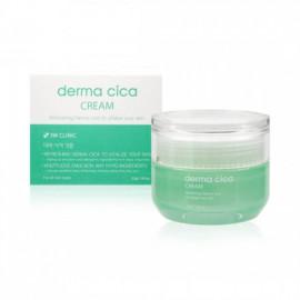 Крем с экстрактом центеллы 3W Clinic Derma Cica cream