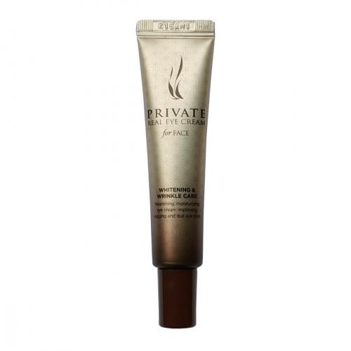 Антивозрастной крем AHC Private Real Eye Cream for Face-фото