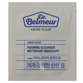 Восстанавливающая пенка для умывания The Face Shop Dr. Belmeur Foaming Cleanser Nettoyant Moussant
