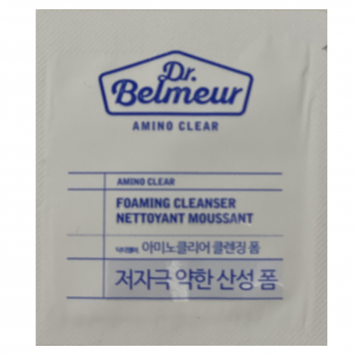 Восстанавливающая пенка для умывания The Face Shop Dr. Belmeur Foaming Cleanser Nettoyant Moussant-фото