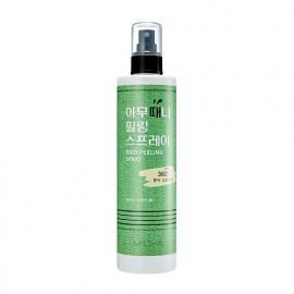Спрей пилинг для тела MISSHA Body Peeling spray