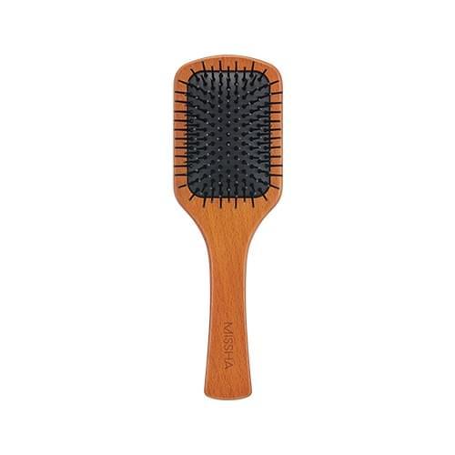 Расческа для волос средняя Missha Wooden Cushion Medium Hair Brush-фото