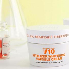 Капсульный крем BRTC V10 Vitalizer Whitening Capsule cream