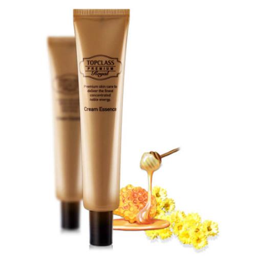 Питательный крем – сыворотка на основе масла макадамии Charmzone Topclass Premium Royal cream essence-фото