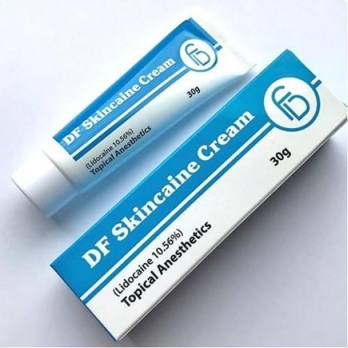 Анестезирующий крем DF Skincaine Cream Lidocaine 10.56%-фото
