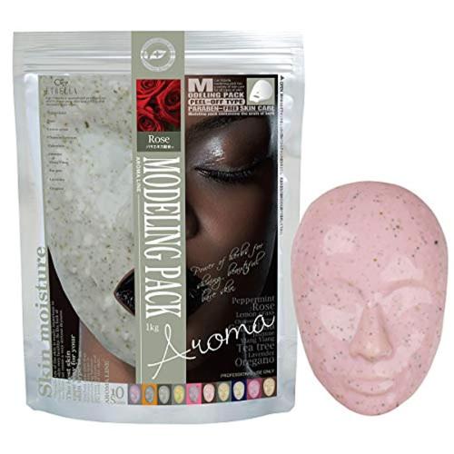 Альгинатная маска с экстрактом розы Etbella Modeling Pack Rose-фото