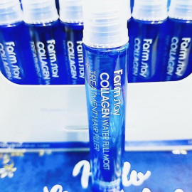 Увлажняющий филлер для волос с коллагеном Farm Stay Collagen Water Full Moist Treatment Hair Filler