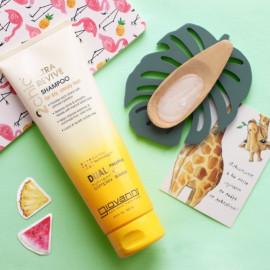 Шампунь для волос с экстрактом ананаса и имбирем Giovanni Shampoo 2сhic Ultra Revive for dry, unruly hair