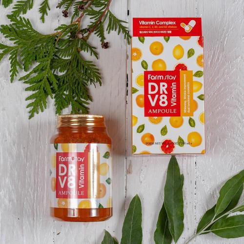 FarmStay DRV8 Vitamin Ampoule-фото