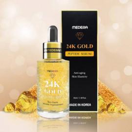Антивозрастная пептидная сыворотка Medera Peptide 24K Gold Serum