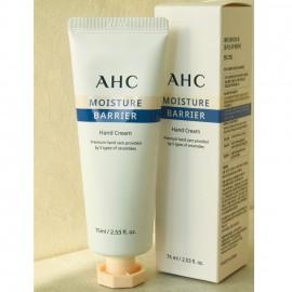 Крем для рук с церамидами и витамином Е AHC Moisture Barrier Hand cream
