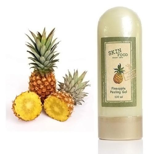 Пилинг скатка с экстрактом ананаса Skinfood Pineapple Peeling Gel-фото