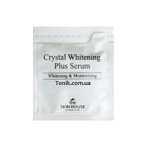 Cыворотка The Skin House Crystal Whitening Plus Serum-фото