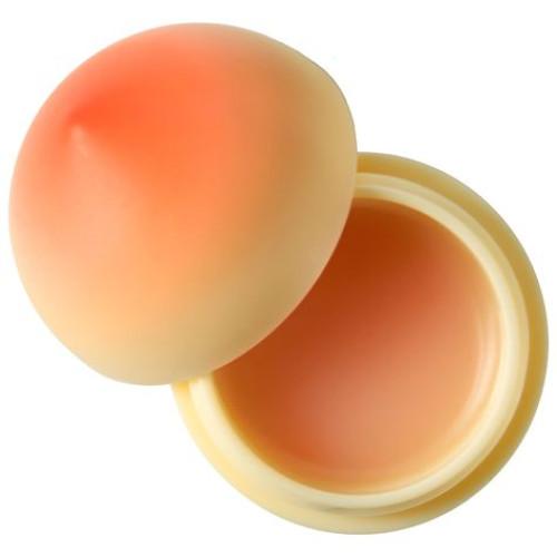Бальзам для губ с персиком Tony Moly Mini Peach Lip Balm-фото