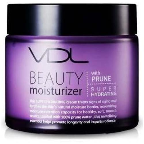 Увлажняющий крем с маслом чернослива и гиалуроном VDL Beauty Moisturizer-фото