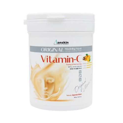 Альгинатная маска с витамин Anskin Vitamin - C Modeling Mask-фото