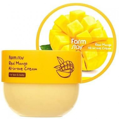FarmStay Real Mango All-in-one cream-фото
