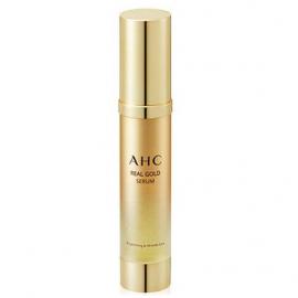 Сыворотка от морщин с осветляющим эффектом AHC Real Gold serum