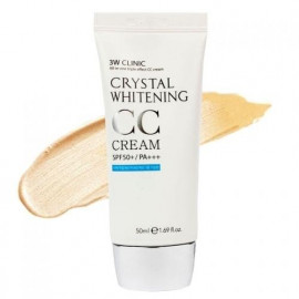 3W Clinic Crystal Whitening CC Cream