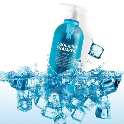 Охлаждающий шампунь CP-1 Cool Mint Shampoo-фото