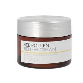 Крем на основе пчелиной пыльцы Missha Bee Pollen Renew cream
