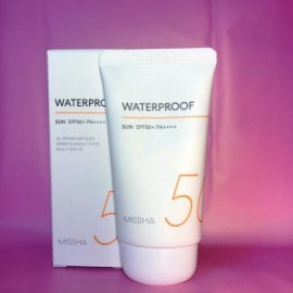 MISSHA All Around Safe Block Waterproof Sun SPF50+/PA+++