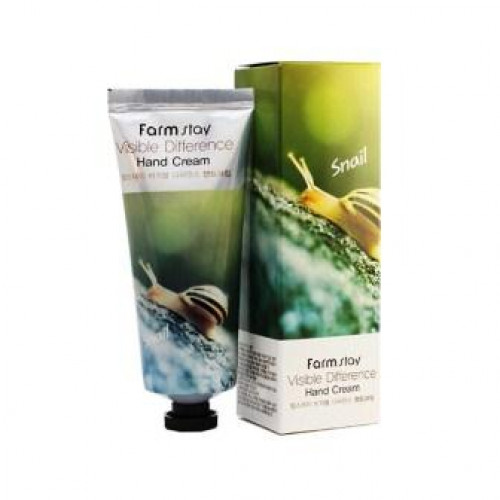 FarmStay Visible Difference Snail Hand cream-фото