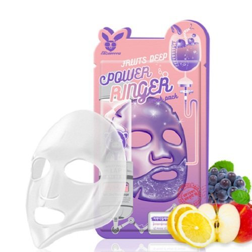 Elizavecca Fruits Deep Power Ringer mask pack-фото
