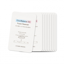 Etude House Cica Balance 5,5 Foam Cleanser