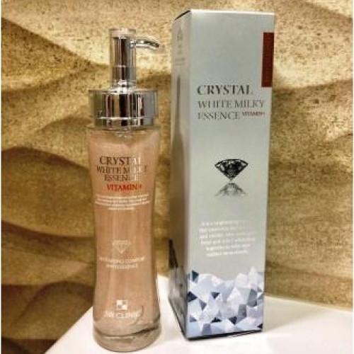 3W Clinic Cristal White Milky essence Vitamine+-фото