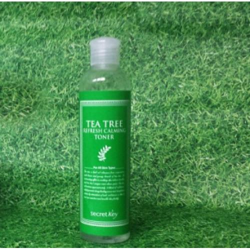 Secret Key Tea Tree Refresh Calming Toner-фото