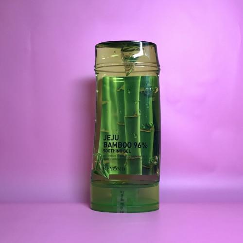 Успокаивающий гель с экстрактом бамбука Beyond Jeju Bamboo 96% Soothing Gel-фото