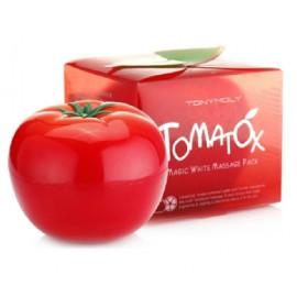 Осветляющая томатная маска для лица Tony Moly Tomatox Magic White Massage Pack