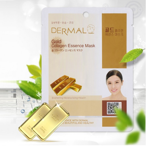 Dermal Gold Collagen Essence Mask-фото