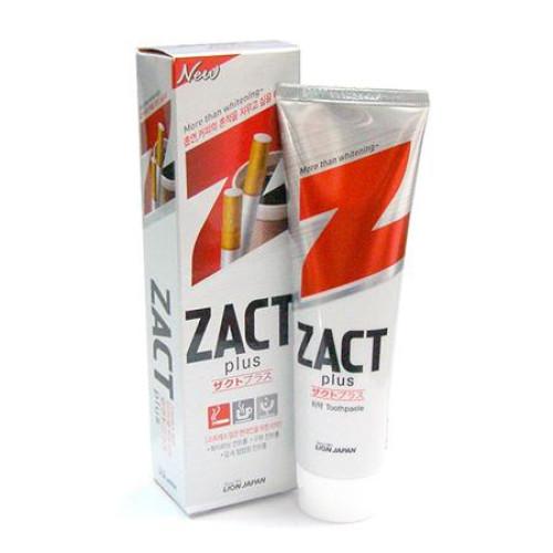 Отбеливающая зубная паста для курящих ZACT-фото