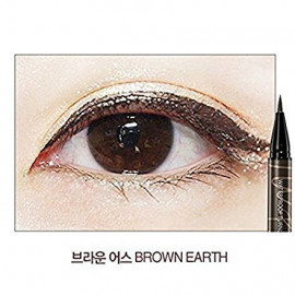 Clio Waterproof Turnliner Twisturn Brown Earth