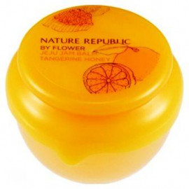 Nature Republic By Flower Jeju Flower Balm Tangerine Honey
