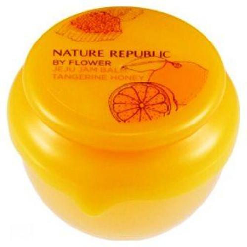 Nature Republic By Flower Jeju Flower Balm Tangerine Honey-фото