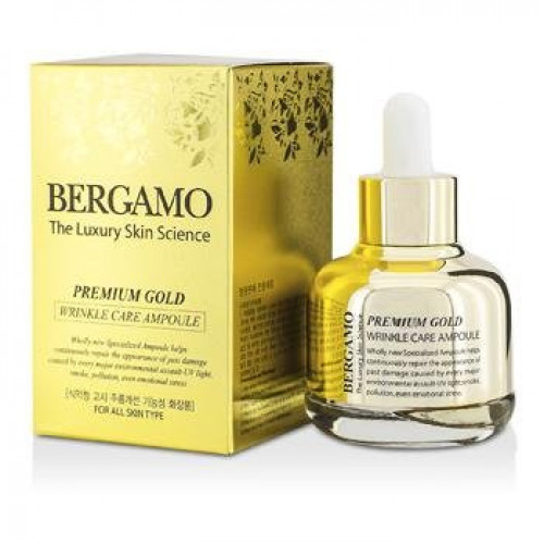 Bergamo The Luxury Skin Science-фото