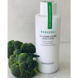 Innisfree Broccoli Clearing lotion