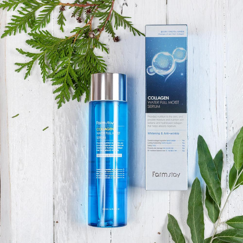 FarmStay Collagen Water Full Moist Serum-фото