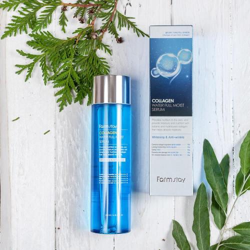 FarmStay Collagen Water Full Moist Serum-фото