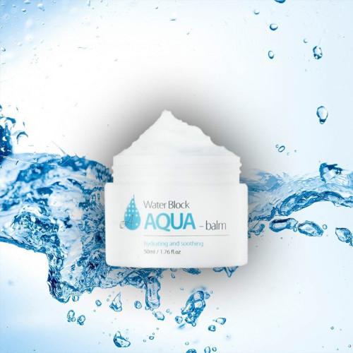 Увлажняющий крем – бальзам The Skin House Water Block Aqua Balm-фото