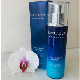 Missha Super Aqua Ultra Hyaluron Emulsion