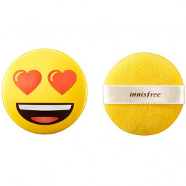 Минеральная рассыпчатая пудра Innisfree Mineral Powder Emoji Edition (Limited)