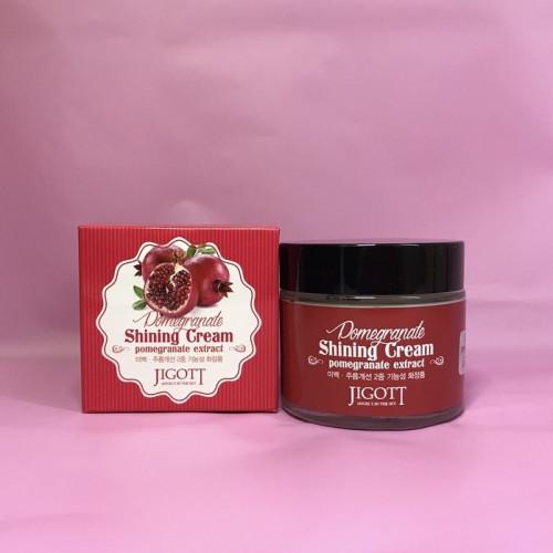 Jigott Pomegranate Shining Cream-фото