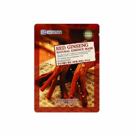 Food A Holic 3D Red Ginseng Natural Essence Mask